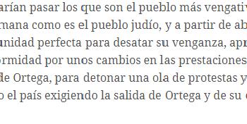 La Gaceta Miguel Salinas Chavez